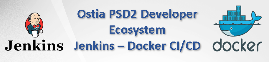 PSD2 Developer Ecosystem - Jenkins Docker CI/CD Part 1